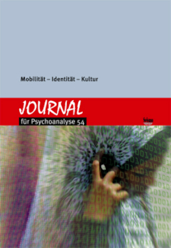 Journal für Psychoanalyse 54