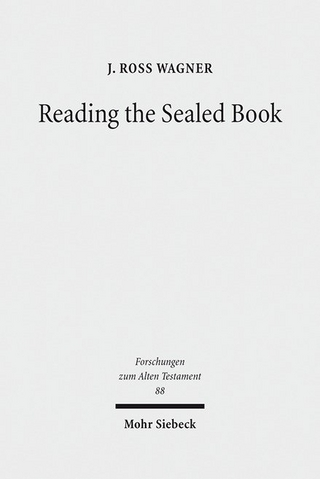 Reading the Sealed Book - J. Ross Wagner