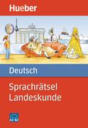 Sprachrätsel Deutsch - Landeskunde