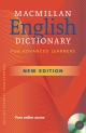 Macmillan English Dictionary for Advanced Learners - New - MacMillan Education Ltd.