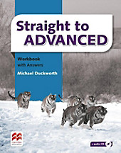 Straight to Advanced - Workbook with Answers and Audio-CD. Michael Duckworth, - Buch - Michael Duckworth,
