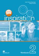 Gomm, Helena;Garton-Sprenger, Judy;Prowse, Philip: New Inspiration Level 2. Workbook