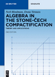 Algebra in the Stone-Cech Compactification - Neil Hindman;  Dona Strauss