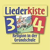 fragen - suchen - entdecken. Religion in der Grundschule. Liederkiste 3/4. Ausgabe für Bayern und Nordrhein-Westfalen: CD mit Liedern der Jahrgangsstufen 3-4