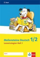 Meilensteine Deutsch 1./2. Sj. Lesestrategien Heft 1
