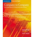 Company to Company. New edition. Student's Book - Andrew Littlejohn