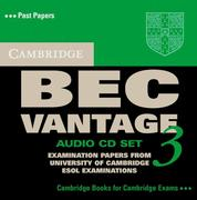 Cambridge BEC Vantage 3. 2 Audio-CDs