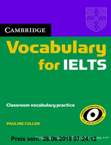 Gebr. - Cambridge Vocabulary for IELTS / Edition without answers