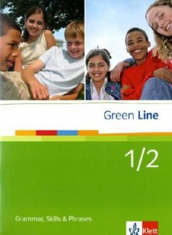 Green Line 1 und 2. Grammar, skills and phrases. Neue Ausgabe - Angele, Martina Lampater, Peter