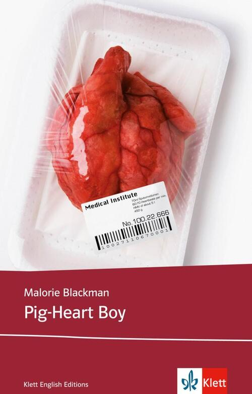 Pig-Heart Boy. Young Adult Literature - Malorie Blackman