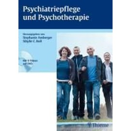 Psychiatriepflege und Psychotherapie (mit Video-DVD) - Stephanie Amberger