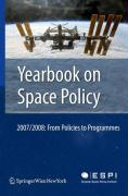 Yearbook on Space Policy 2007/2008