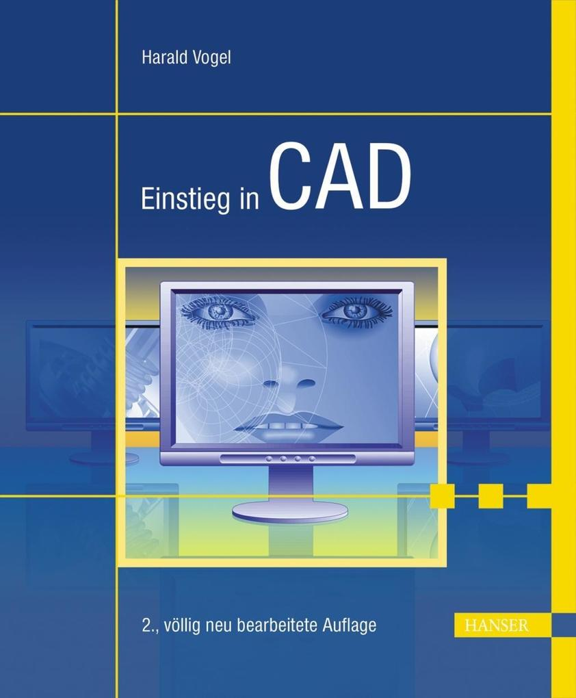 Einstieg in CAD als eBook Download von Harald Vogel