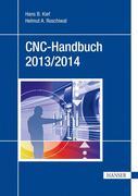 Hans B Kief;Helmut A Roschiwal: CNC-Handbuch 2013 2014