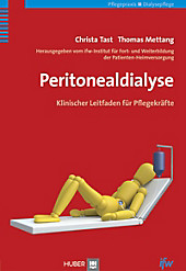 Peritonealdialyse - eBook - Christa Tast, Thomas Mettang,