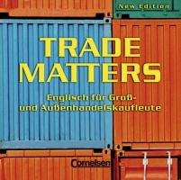 Trade Mattters. New Edition. CD