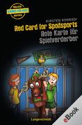 Kirsten Konradi: Red Card for Spoilsports - Rote Karte für Spielverderber