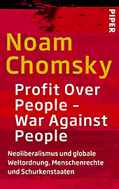 Profit Over People - War Against People - eBook - Noam Chomsky,