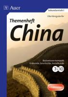 Themenheft China