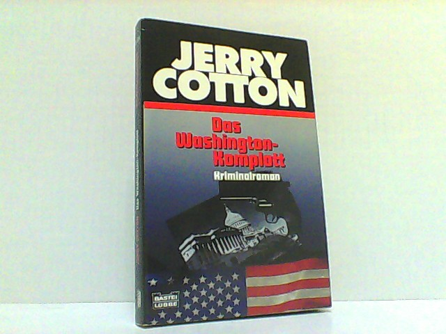 Das Washington-Komplott - Cotton, Jerry