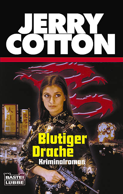 Blutiger Drache - Jerry Cotton
