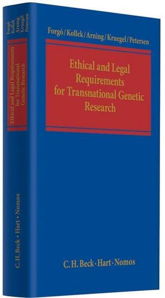 Ethical and Legal Requirements for Transnational Genetic Research