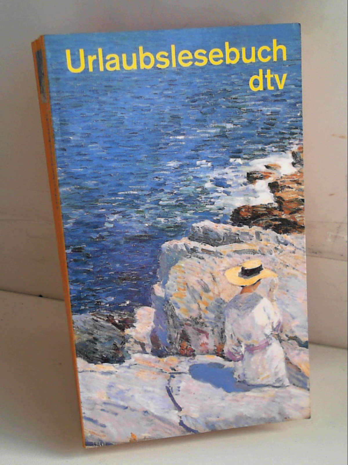 Urlaubslesebuch [Jan 01, 1995] Wolff, Lutz-Werner - Lutz-Werner Wolff