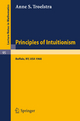 Principles of Intuitionism - Anne S. Troelstra
