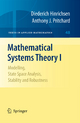 Mathematical Systems Theory I - Diederich Hinrichsen; Anthony J. Pritchard