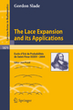 The Lace Expansion and its Applications - Jean Picard; Gordon Slade