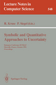 Symbolic and Quantitative Approaches to Uncertainty - Rudolf Kruse; Pierre Siegel
