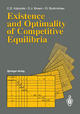 Existence and Optimality of Competitive Equilibria - Charalambos D. Aliprantis; Donald J. Brown; Owen Burkinshaw