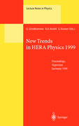 New Trends in HERA Physics 1999