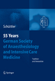 55th Anniversary of the German Society for Anaesthesiology and Intensive Care - Jürgen Schüttler;  Jürgen Schüttler