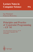 Principles and Practice of Constraint Programming - CP ´95