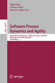 Software Process Dynamics and Agility - Qing Wang; Dietmar Pfahl; David M. Raffo