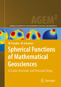 Freeden, Willi;Schreiner, Michael: Spherical Functions of Mathematical Geosciences