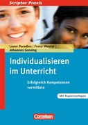 Greving, Johannes;Paradies, Liane;Wester, Frank: Unterrichten: Individualisierender Unterricht