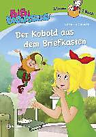 Bibi Blocksberg - Zwei lesen ein Buch: Der Kobold aus dem Briefkasten