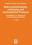Jondral, Friedrich;Wiesler, Anne: Wahrscheinlichkeitsrechnung und stochastische Prozesse