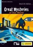 Great Mysteries of Our World. Mit CD. Elementary. Step 3. 7./8. Klasse