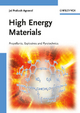 High Energy Materials - Jai Prakash Agrawal