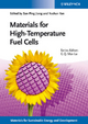 Materials for High-Temperature Fuel Cells - San Ping Jiang; Yushan Yan