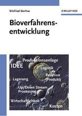 Bioverfahrensentwicklung - Winfried Storhas