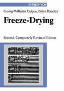 Georg-Wilhelm Oetjen;Peter Haseley: Freeze-Drying