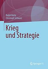 Krieg und Strategie
