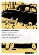 Waldemar Scheuermann: Analyse und Optimierung der Materialfluss- und Informationsfluss-Prozesse zwischen Lager- und Montagebereichen in einem Automobilwerk
