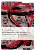 Kuhlmann, Thorsten: Kundenbindung und ihre Instrumente im Privatkundengeschäft von Sparkassen