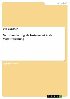 Neuromarketing als Instrument in der Marktforschung - Günther, Ute