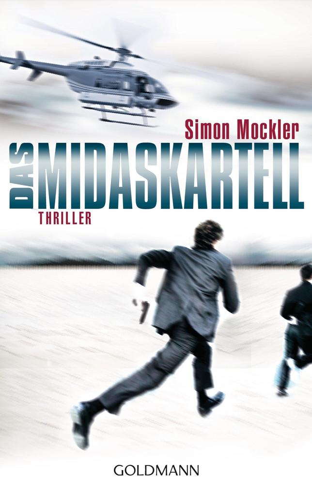 Das Midas-Kartell als eBook Download von Simon Mockler - Simon Mockler